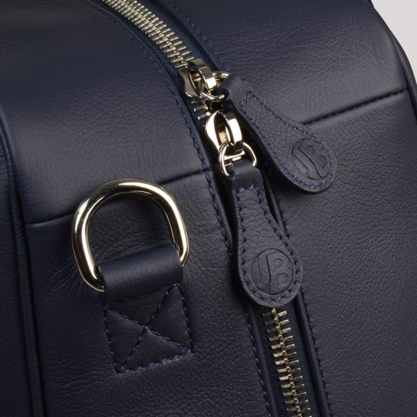 gto holdall ms blue zip