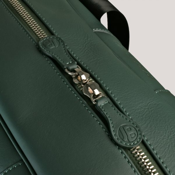 AM 5 Inspired Leather Art GTO Motorsport Holdall 10
