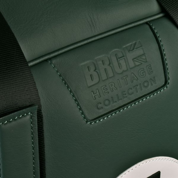 AM 5 Inspired Leather Art GTO Motorsport Holdall 7