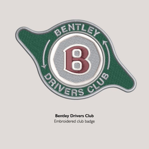 Bentley Drivers Club badge image 2