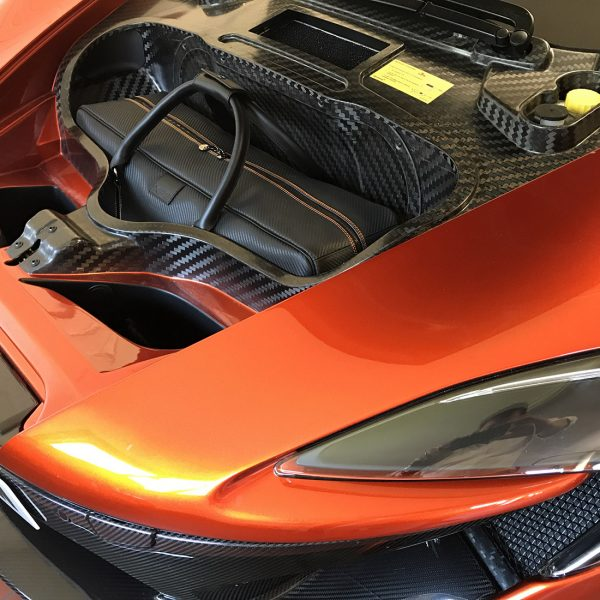McLaren P1 Fitted Luggage 1