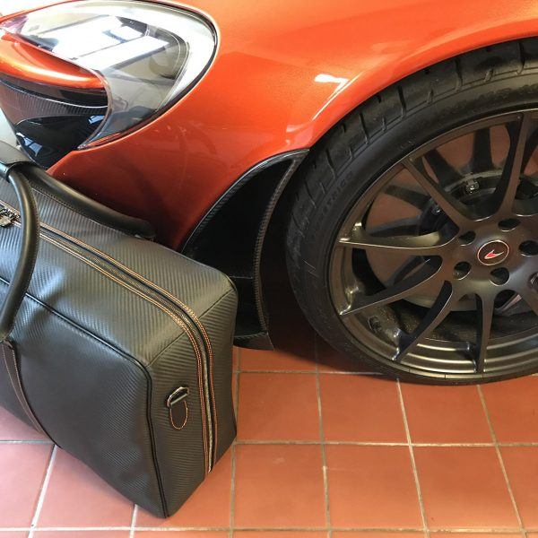 McLaren P1 Fitted Luggage 2