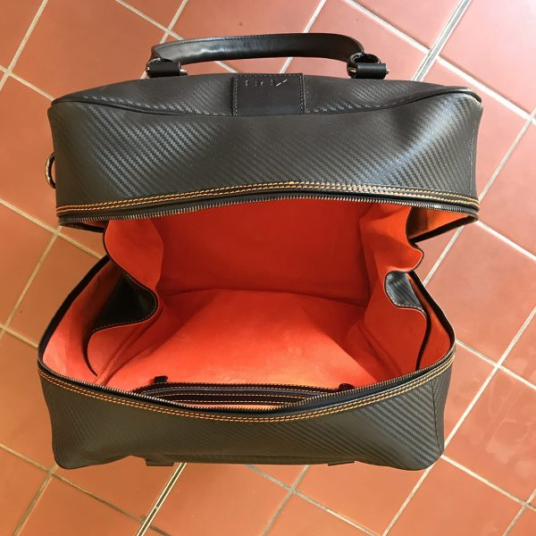 McLaren P1 Fitted Luggage 4