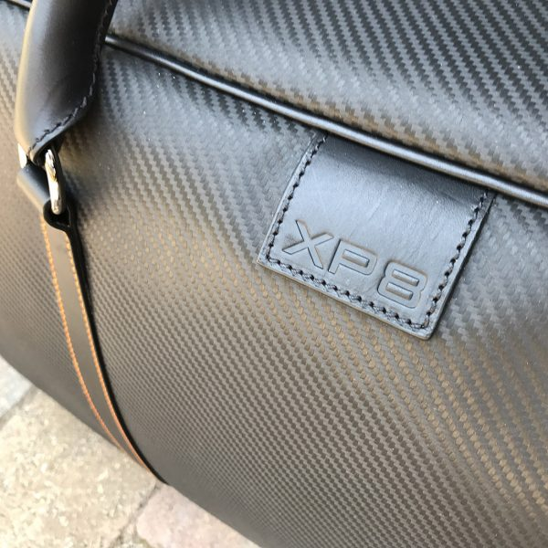 McLaren P1 Fitted Luggage 5