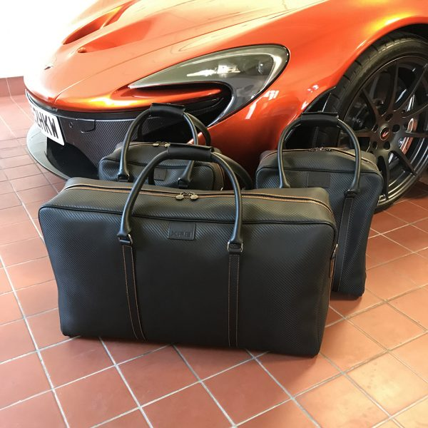 McLaren P1 Fitted Luggage 6