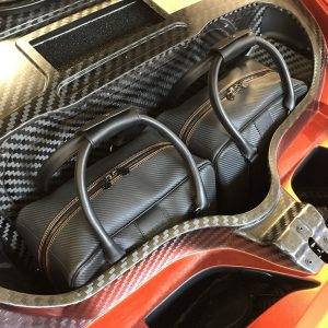 McLaren P1 Fitted Luggage 8
