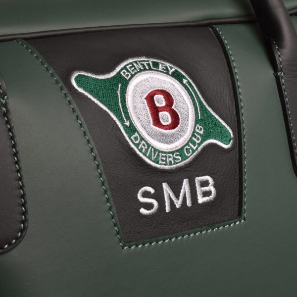 gto holdall ht green detail