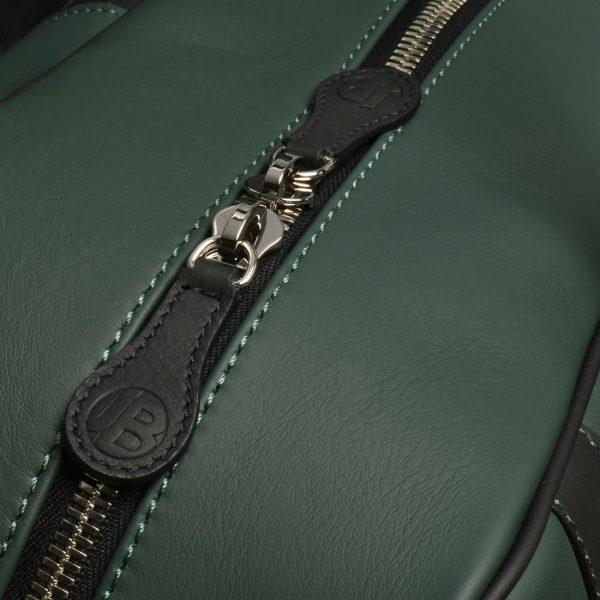 gto holdall ht green zip