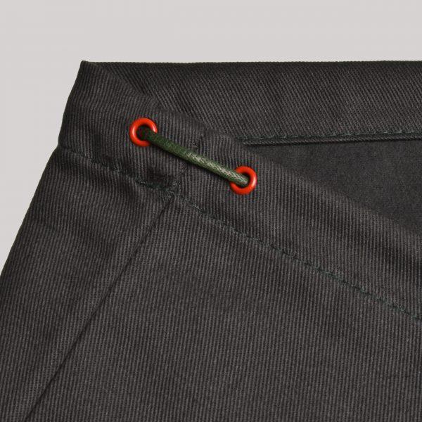 a4 folio brg check black bag