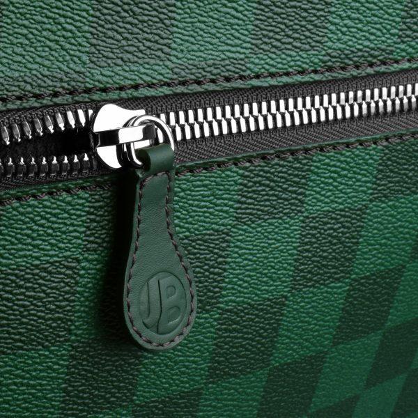 a4 folio brg check black zip