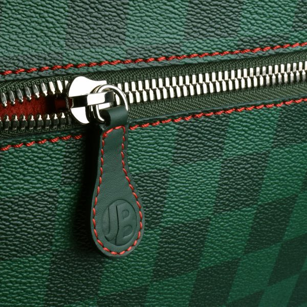a4 folio brg check red zip