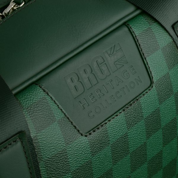 gto holdall ms check green detail 1
