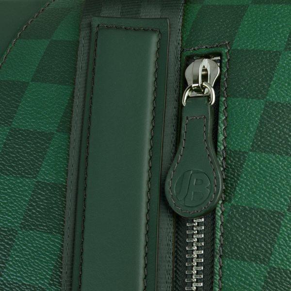 gto holdall ms check green zip 1