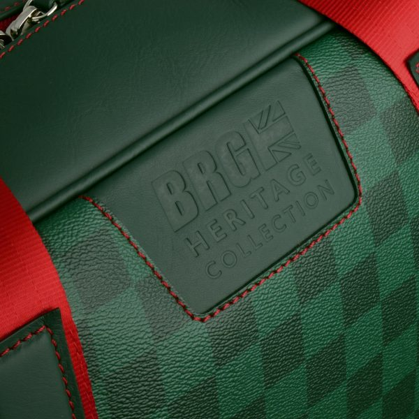 gto holdall ms check red detail 1