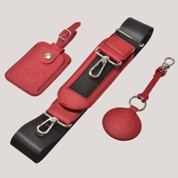jag e60 holdall accessories