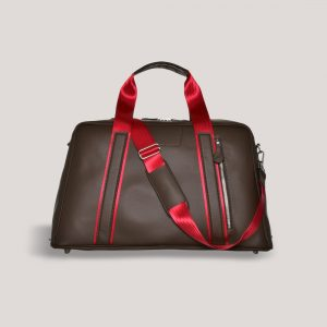 gto holdall pebble brown strap