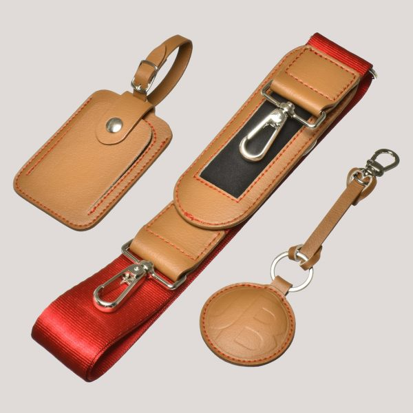 gto holdall pebble tan accessories