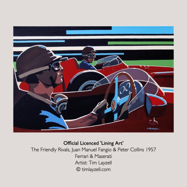 Tim Layzell lining